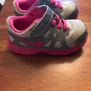 Nike shoes - toddler size 7